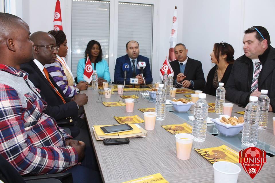 الحكومة الايفوارية تدعم المبادرة التونسية