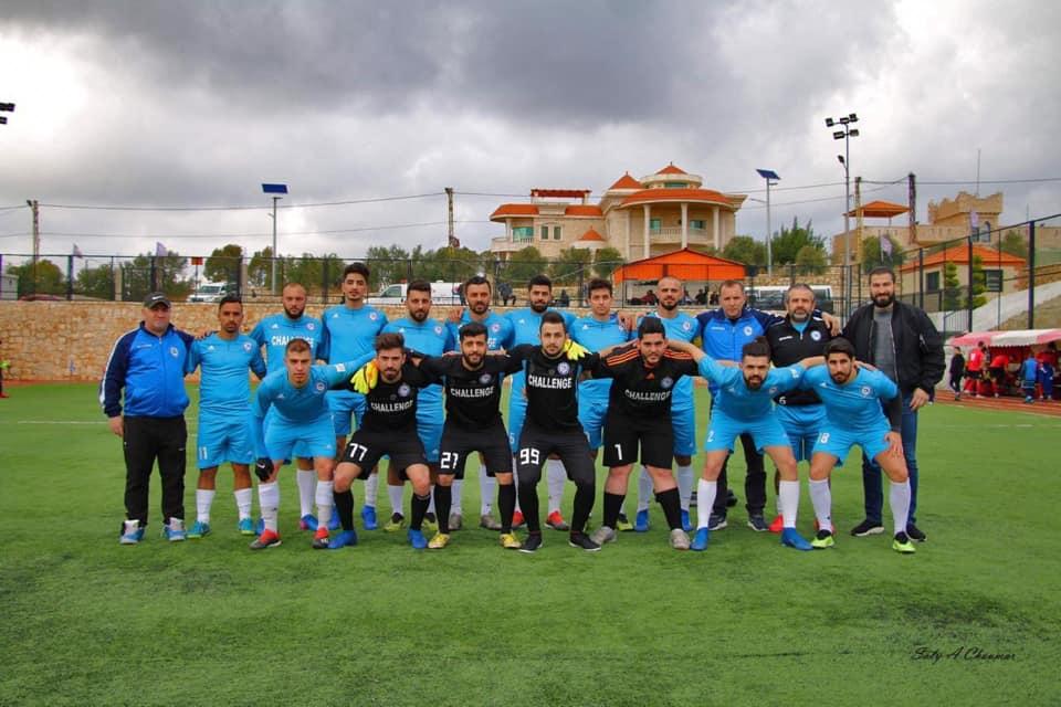 قائمة لاعبي نادي تشالنج بيروت للموسم 2019